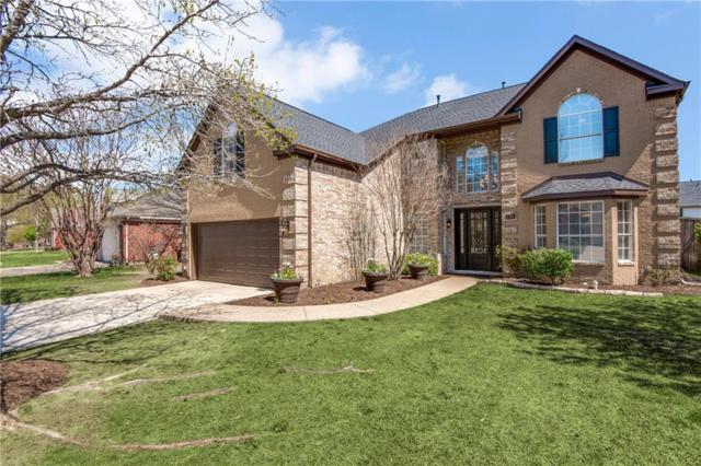 2708 Ponderosa Pine Drive, Flower Mound, TX 75028 (MLS #13801441) :: Cassandra & Co.