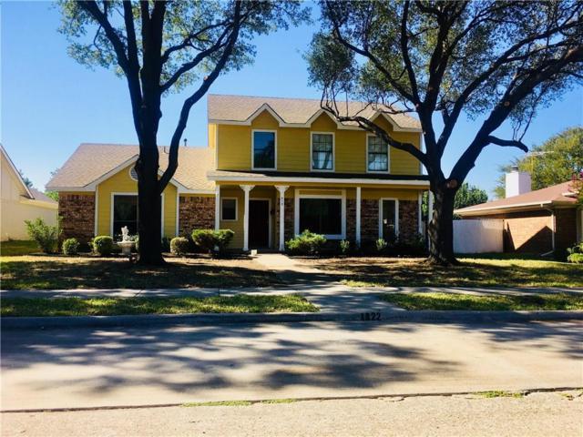 1822 Tiburon Bend, Lewisville, TX 75067 (MLS #13801505) :: The Real Estate Station