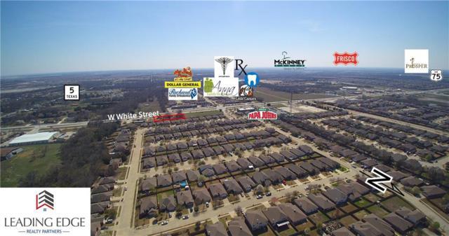 628 W White Street, Anna, TX 75409 (MLS #13801527) :: Century 21 Judge Fite Company