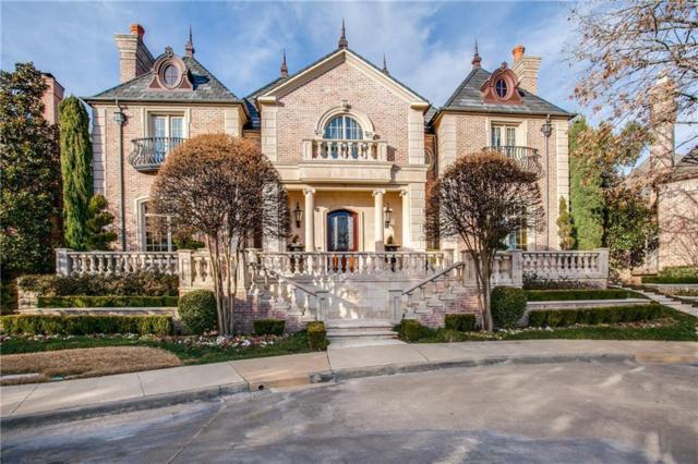6929 Hill Forest Drive, Dallas, TX 75230 (MLS #13801540) :: Century 21 Judge Fite Company