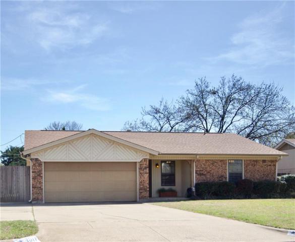 1017 Pheasant Ridge Drive, Grapevine, TX 76051 (MLS #13801599) :: Cassandra & Co.