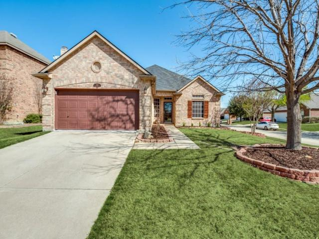 1941 Silver Leaf Drive, Little Elm, TX 75068 (MLS #13801622) :: The Cheney Group