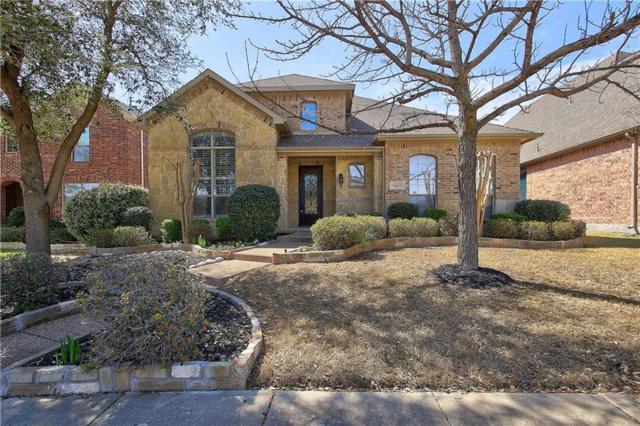 1405 Lampasas Drive, Allen, TX 75013 (MLS #13801714) :: The Cheney Group