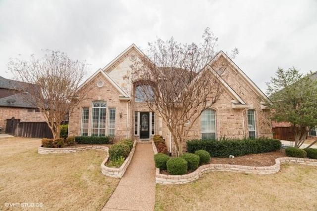 812 Bluffwood Avenue, Mckinney, TX 75070 (MLS #13801728) :: The Cheney Group