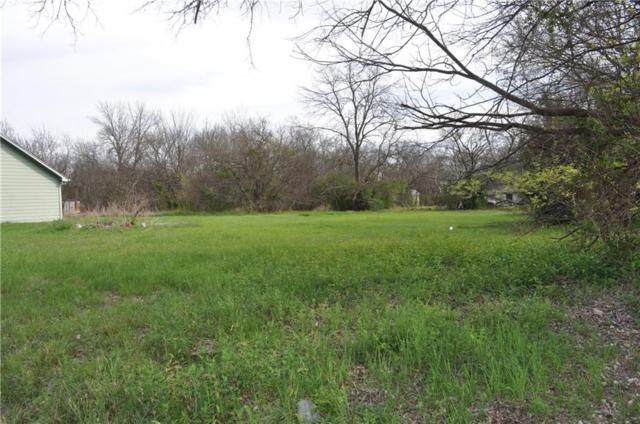 TBD Williams Drive, Commerce, TX 75428 (MLS #13802217) :: Team Hodnett