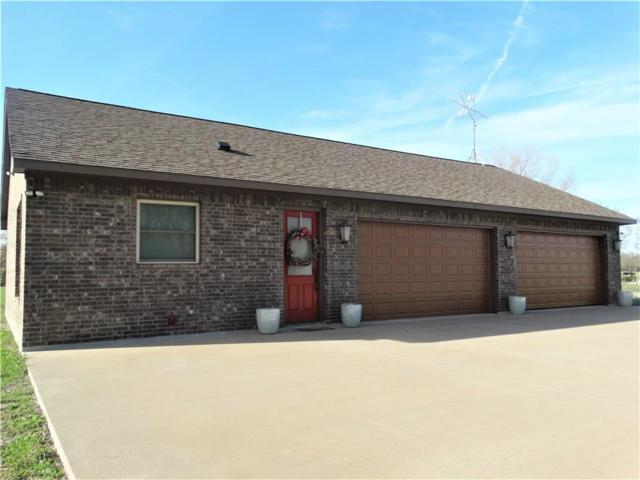 3519 Bethel Cannon Road, Van Alstyne, TX 75495 (MLS #13802238) :: The Rhodes Team
