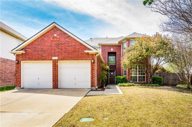7867 Teal Drive, Fort Worth, TX 76137 (MLS #13802447) :: The Rhodes Team