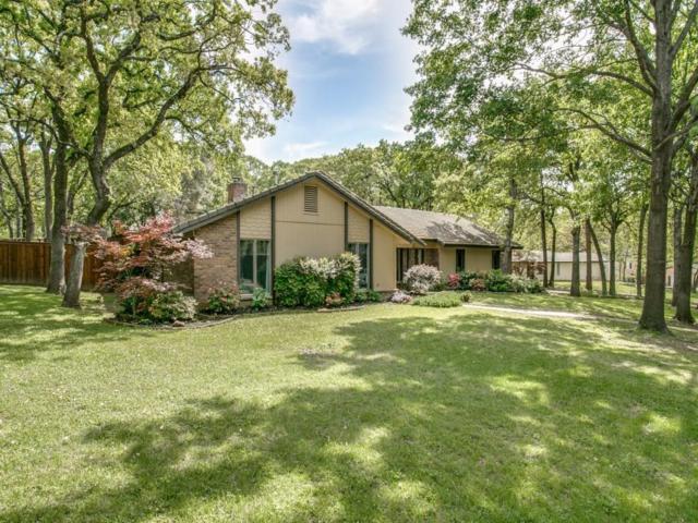 2705 Hickory Hill Lane, Colleyville, TX 76034 (MLS #13802535) :: Frankie Arthur Real Estate