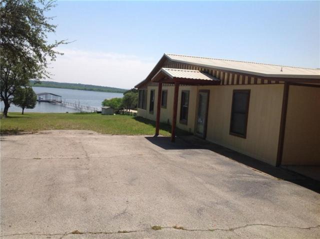 2839 Hamilton Drive, Possum Kingdom Lake, TX 76449 (MLS #13802599) :: Magnolia Realty