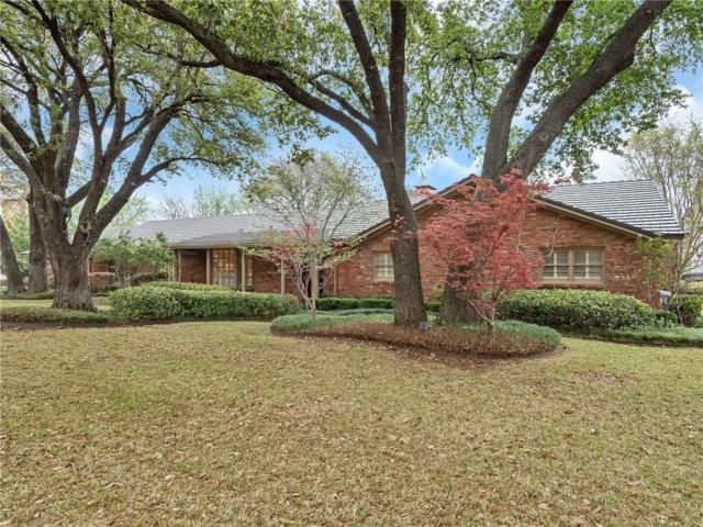 3809 Trails Edge Road, Fort Worth, TX 76109 (MLS #13802605) :: RE/MAX Landmark