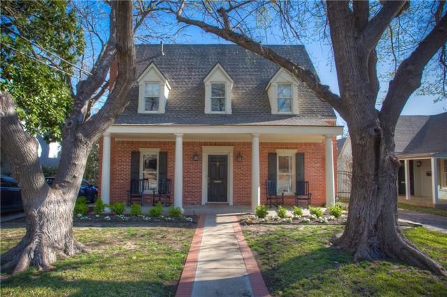 3632 Potomac Avenue, Fort Worth, TX 76107 (MLS #13802865) :: Team Tiller