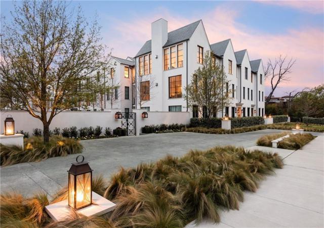4502 Abbott Avenue #312, Highland Park, TX 75205 (MLS #13803132) :: Magnolia Realty