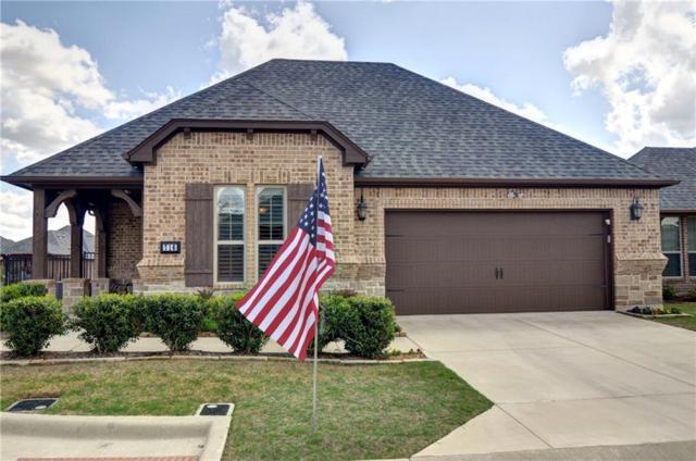 716 Fostery King Place, Keller, TX 76248 (MLS #13803727) :: Ebby Halliday Realtors