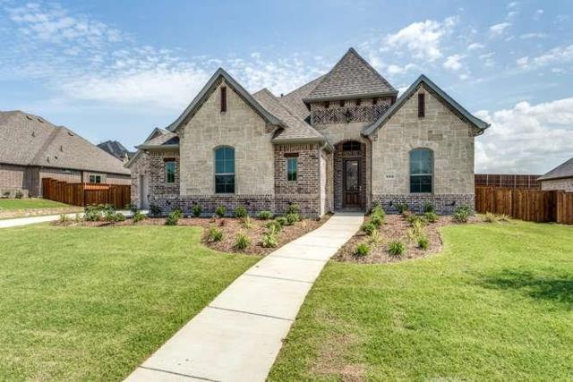 880 Saint Peter Lane, Prosper, TX 75078 (MLS #13804042) :: Team Hodnett