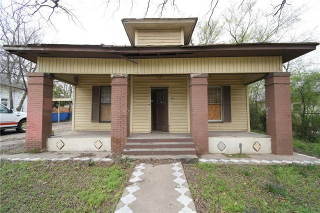 311 N Walnut Street, Cleburne, TX 76033 (MLS #13804416) :: Magnolia Realty