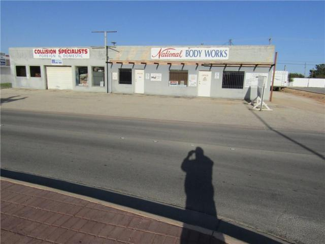 1517 Pine Street, Abilene, TX 79601 (MLS #13804480) :: Kimberly Davis & Associates