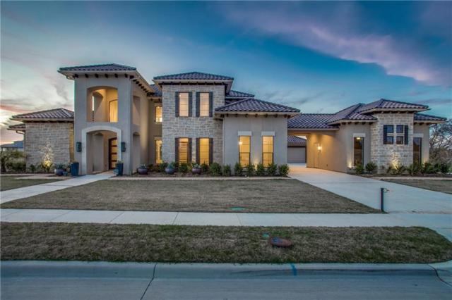548 Lodge Hill Drive, Heath, TX 75032 (MLS #13804531) :: Team Hodnett