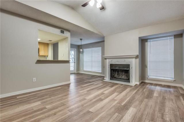 1605 Marsh Lane #405, Carrollton, TX 75006 (MLS #13804776) :: Pinnacle Realty Team
