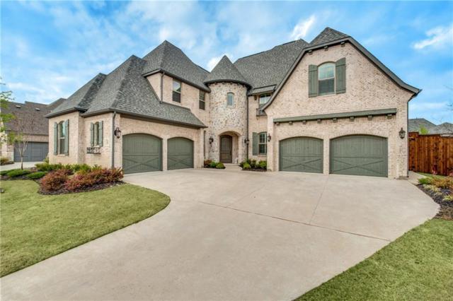 3782 Briar Tree Lane, Frisco, TX 75034 (MLS #13804966) :: Team Hodnett