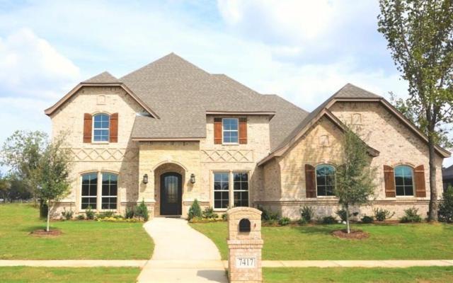 7417 Seclusion Ridge Drive, Arlington, TX 76001 (MLS #13805300) :: Team Hodnett