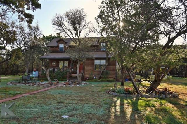 209 Tonkawa Trail, Buffalo Gap, TX 79508 (MLS #13805450) :: North Texas Team | RE/MAX Advantage