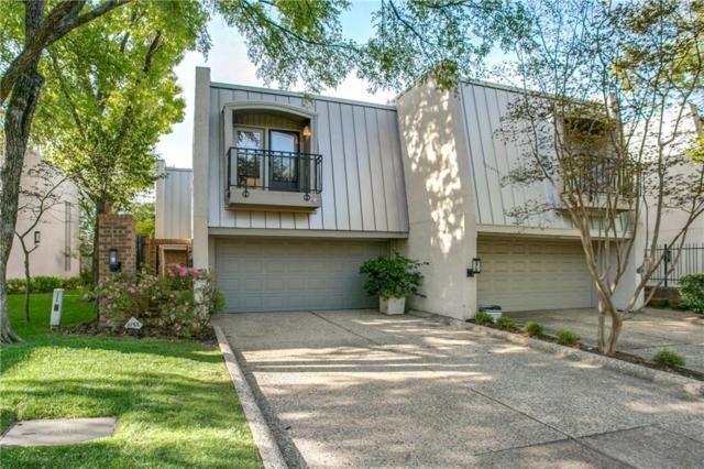 4118 Woodcreek Drive, Dallas, TX 75220 (MLS #13805459) :: Pinnacle Realty Team
