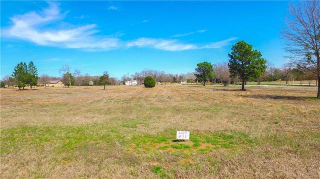 Lot 11 Pr 7005, Edgewood, TX 75117 (MLS #13805734) :: The Real Estate Station