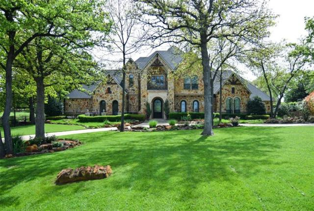 5804 Southern Hills Drive, Flower Mound, TX 75022 (MLS #13805842) :: The Real Estate Station