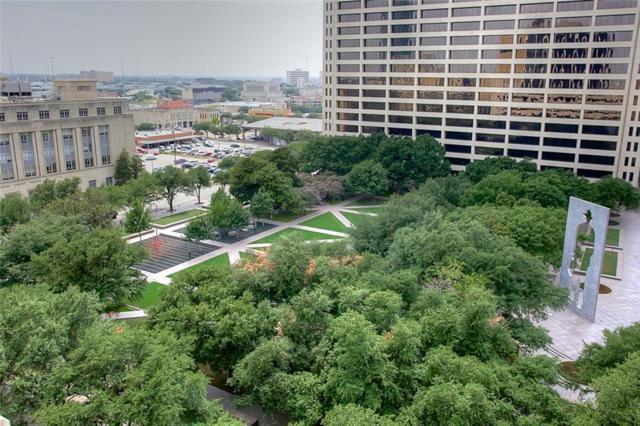 411 W 7th Street W #605, Fort Worth, TX 76102 (MLS #13806282) :: Ebby Halliday Realtors