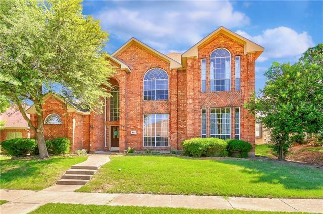 802 Rivergrove Road, Allen, TX 75002 (MLS #13806420) :: Magnolia Realty