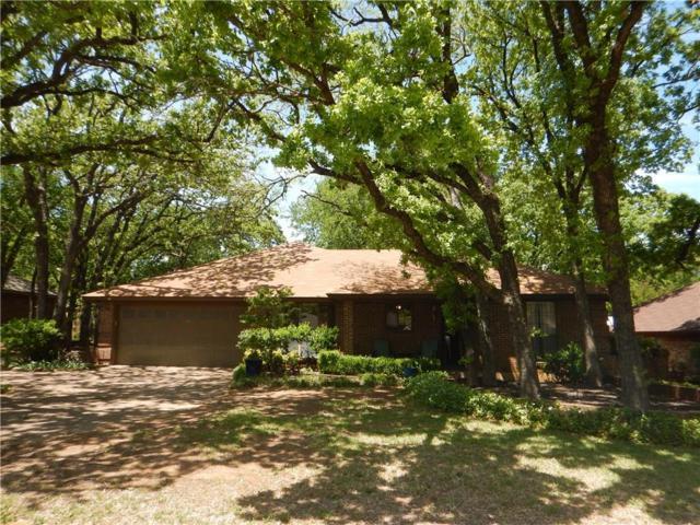 117 NE Shady Oaks Drive, Burleson, TX 76028 (MLS #13806523) :: The FIRE Group at Keller Williams
