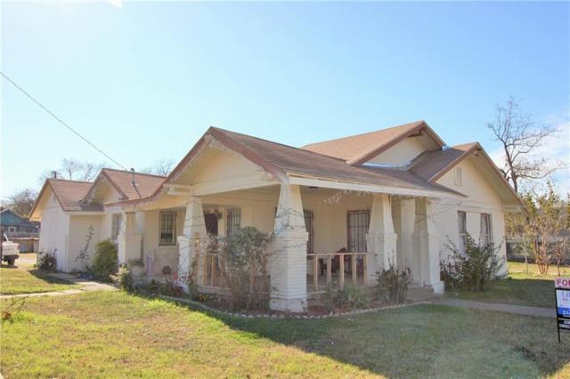 1242 Georgia Avenue, Dallas, TX 75216 (MLS #13806657) :: Magnolia Realty