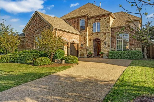 831 Ridgecross Road, Prosper, TX 75078 (MLS #13806970) :: The Cheney Group