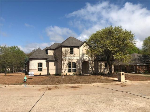 420 Inland Circle, Azle, TX 76020 (MLS #13807008) :: RE/MAX Landmark