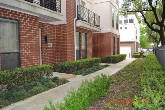2606 Shelby Avenue #103, Dallas, TX 75219 (MLS #13807218) :: Baldree Home Team