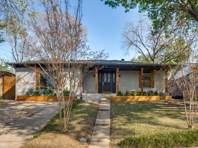7834 Claremont Drive, Dallas, TX 75228 (MLS #13807259) :: Team Hodnett