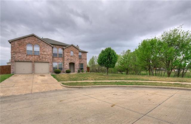 115 Fieldwood Court, Forney, TX 75126 (MLS #13807469) :: RE/MAX Landmark