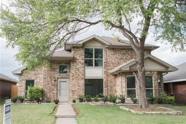 3005 David Drive, Rowlett, TX 75088 (MLS #13807791) :: Century 21 Judge Fite Company