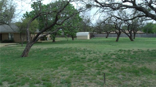 1317 Lytle Way, Abilene, TX 79602 (MLS #13807856) :: RE/MAX Town & Country
