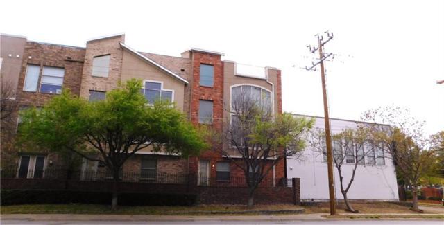 2717 Gaston Avenue, Dallas, TX 75226 (MLS #13807972) :: Team Tiller