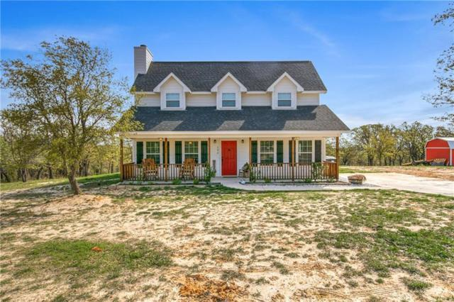 192 Indian Springs Road, Springtown, TX 76082 (MLS #13809088) :: Team Hodnett
