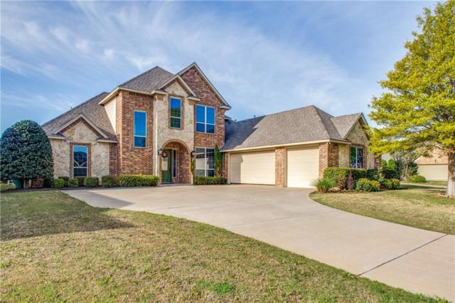 874 Thomas Crossing Drive, Fort Worth, TX 76028 (MLS #13809418) :: The Real Estate Station
