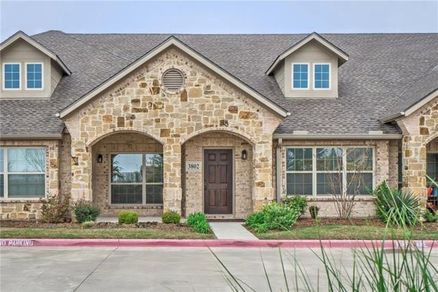 3075 Willow Grove Boulevard #3802, Mckinney, TX 75070 (MLS #13809464) :: Baldree Home Team