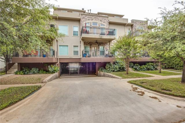 4319 Bowser Avenue #105, Dallas, TX 75219 (MLS #13809755) :: Kindle Realty