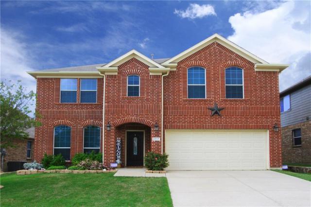 2317 Elm Valley Drive N, Little Elm, TX 75068 (MLS #13810085) :: RE/MAX Landmark
