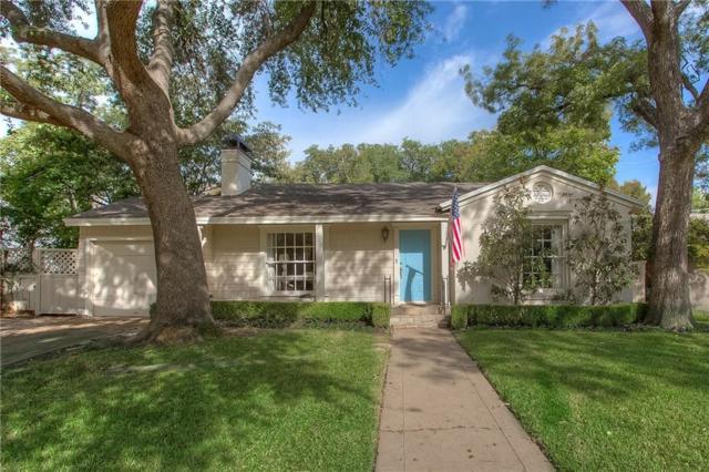 3508 Dorothy Lane N, Fort Worth, TX 76107 (MLS #13810172) :: Pinnacle Realty Team
