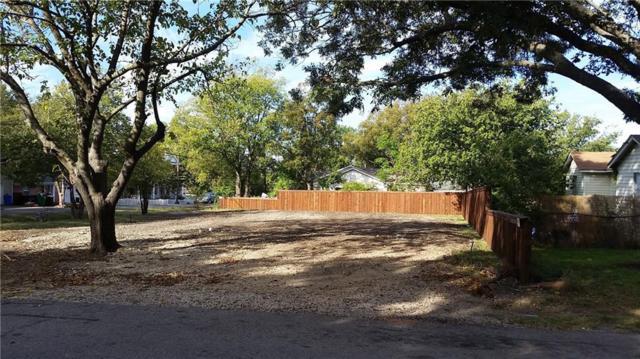 710 Cedar Street, Mckinney, TX 75069 (MLS #13810307) :: Team Hodnett