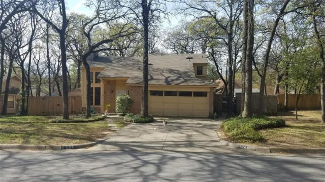 404 Larchmont Way, Azle, TX 76020 (MLS #13810581) :: The Chad Smith Team