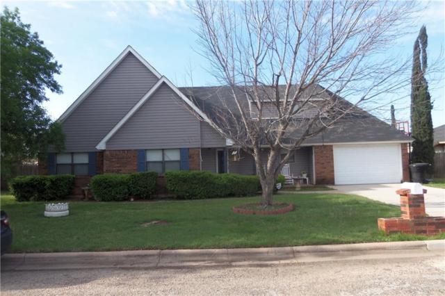 1341 Weavers Way, Abilene, TX 79602 (MLS #13810592) :: Team Hodnett