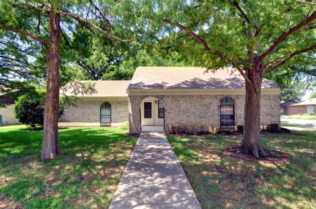 1417 Timberline Drive, Benbrook, TX 76126 (MLS #13810741) :: Team Hodnett